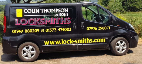 Colin Thompsons and Sons Locksmiths